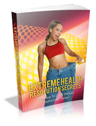 Extreme Health Resolution Secrets
