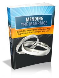 Mending The Marriage