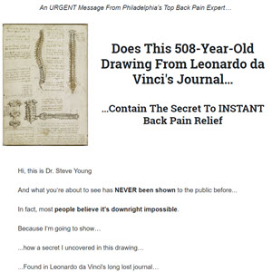 Lower Back Pain Free Forever