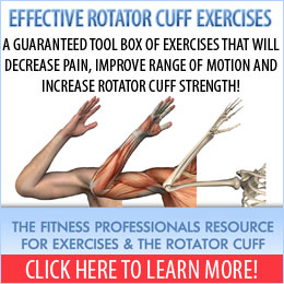 Rotator Cuff Injury Causes and Treatment