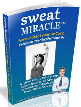 Alternative Ways to Treat Excessive Sweating