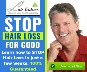 Natural Solution for Hair Loss Found