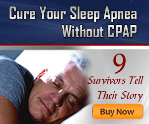 Best Home Remedy to Cure Sleep Apnea
