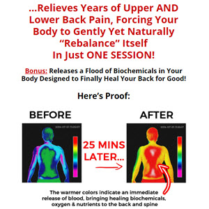 How I Healed my Lower Back Pain